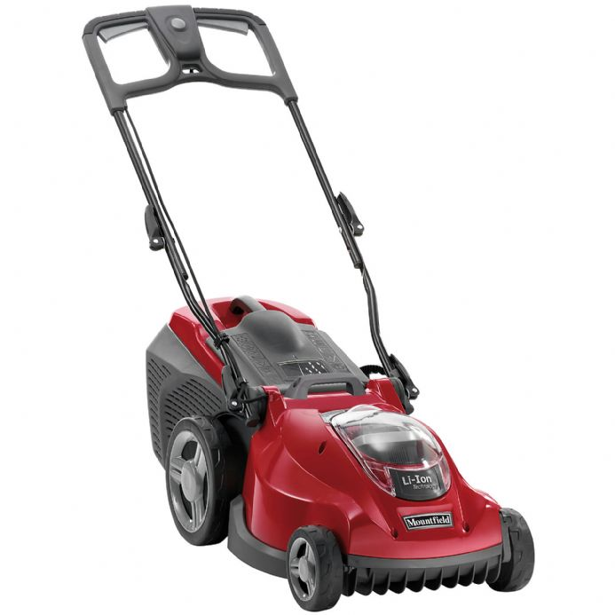 Mountfield Princess 38 Electric 4 Wheel Rear Roller  Lawnmower